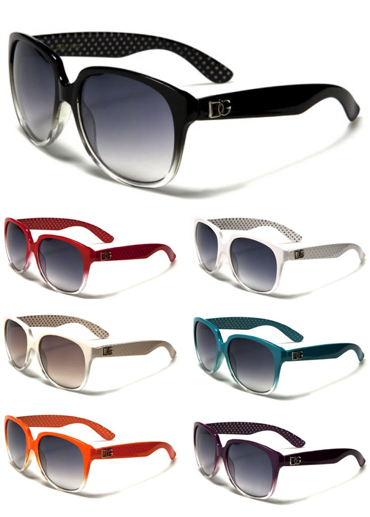 DG Girls Sunglasses- Jackie O (Various Colors!)