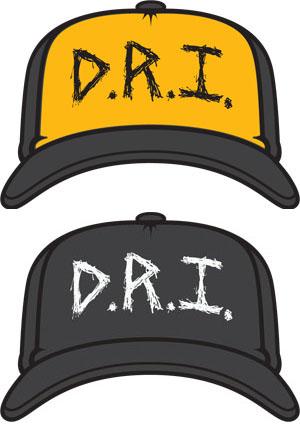DRI- Logo trucker hat