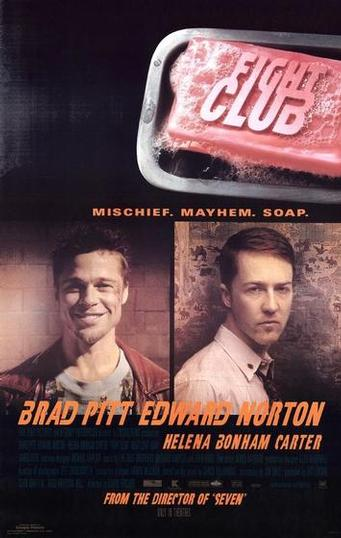 Fight Club- Mischief Mayhem Soap poster