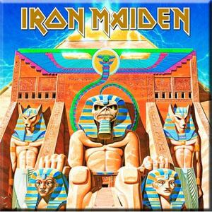 Iron Maiden- Power Slave magnet