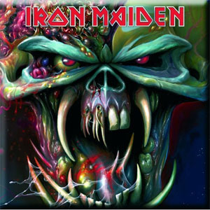 Iron Maiden- The Final Frontier magnet