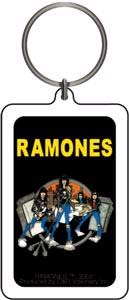 Ramones- Road To Ruin Lucite Keychain