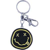 Nirvana- Face Metal Keychain