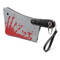Bloody Cleaver vinyl bag by Kreepsville 666