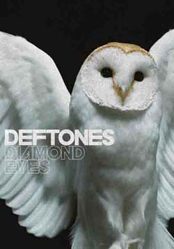 Deftones- Diamond Eyes Fabric Poster/Wall Tapestry