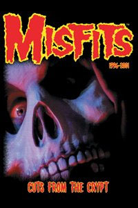 Misfits- Cuts From The Crypt magnet