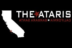 Ataris- California magnet (Sale price!)