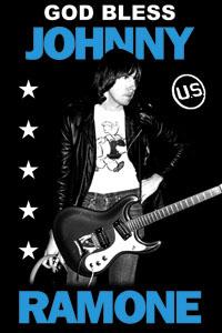 Johnny Ramone- God Bless magnet