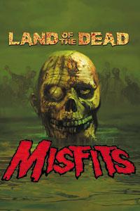 Misfits- Land of The Dead magnet