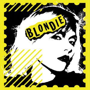Blondie- Postage magnet