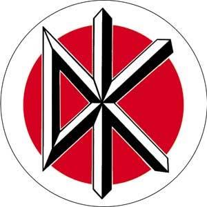 Dead Kennedys- DK magnet