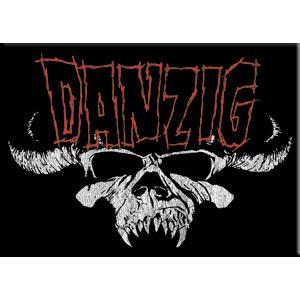 Danzig- Skull Magnet