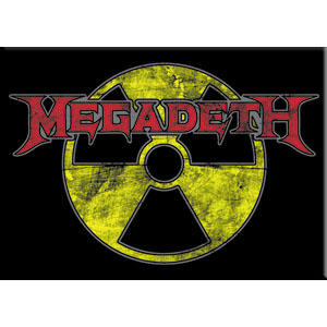 Megadeth- Radioactive magnet