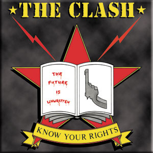 Clash- Know Your Rights Magnet