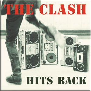 Clash- Hits Back Magnet
