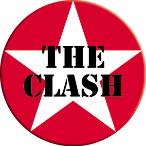 Clash- Star Logo Magnet