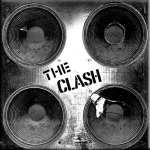 Clash- Speakers Magnet
