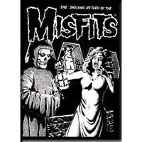 Misfits- The Shocking Return Of magnet
