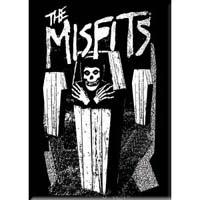 Misfits- Coffins magnet