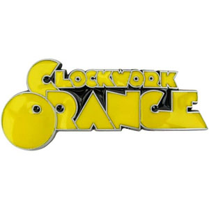 Clockwork Orange- Logo belt buckle (bb262)