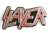 Slayer- Logo belt buckle (bb284)