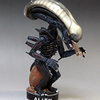 Alien Hand Painted Resin Head Knocker by NECA