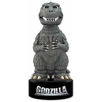 Godzilla Solar Powered Head Knocker by NECA