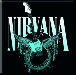 Nirvana- Jagstang Wings magnet