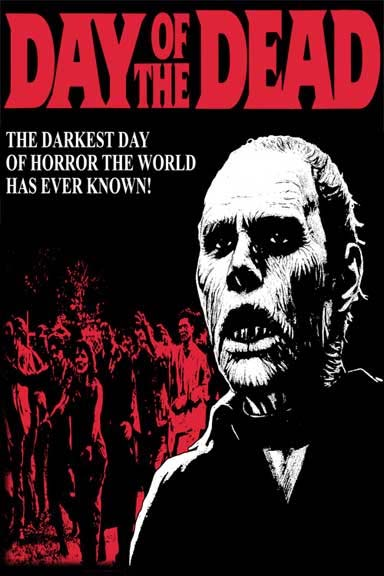 Day Of The Dead- The Darkest Day Of Horror poster (C13)