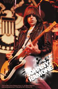 Johnny Ramone- Live Pic sticker (st503)