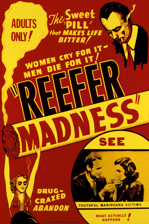 Reefer Madness- Movie poster