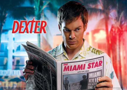 Dexter- Miami Star poster (Sale price!)