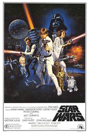Star Wars- Movie poster