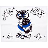 Good Night Owl Pillowcase Set by Sourpuss - SALE