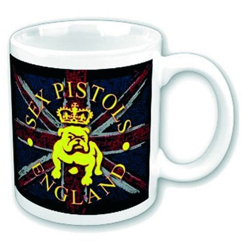 Sex Pistols- Bulldog coffee mug