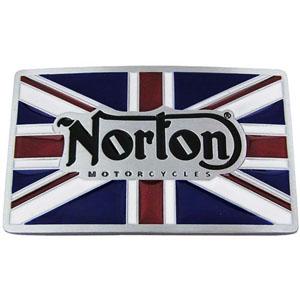 Norton Motorcycles belt buckle (bb285)