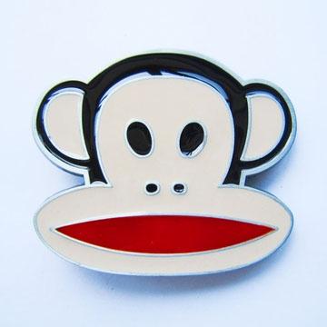 Monkey belt buckle (bb191)