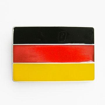 German Flag Belt Buckle (bb194)