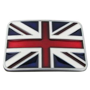Union Jack Belt Buckle (bb24)