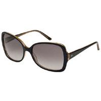 Devereaux Sunglasses by Tres Noir- BLACK & GOLD (Sale price!)