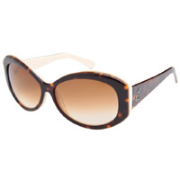 Bombshell Sunglasses by Tres Noir- COCO TORTOISE (Sale price!)
