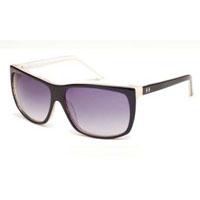 Heartbreaker Girls Sunglasses by Tres Noir- BLACK & WHITE HORN (Sale price!)