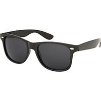 Budget Sunglasses- BLACK