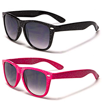 Sunglasses- GLITTER (Various Colors!)