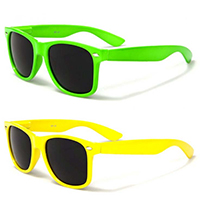 Sunglasses- NEON (Various Colors)