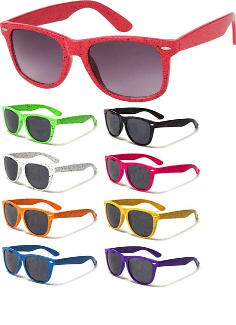 Sunglasses- SPOTS (Various Colors!)