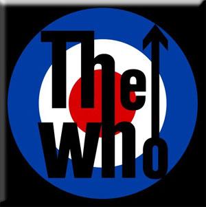 Who- Mod Logo magnet
