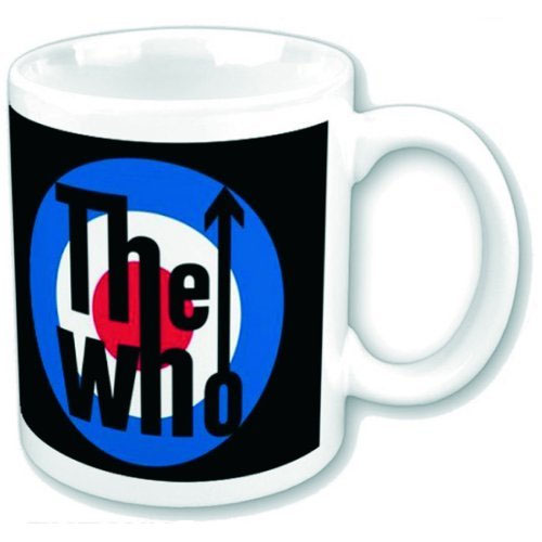 Who- Mod Logo coffee mug