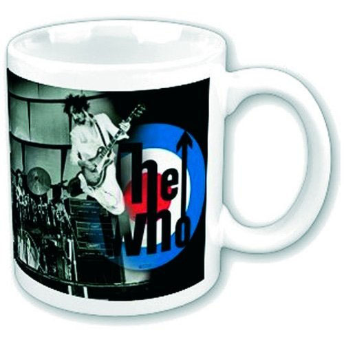 Who- On Stage coffee mug