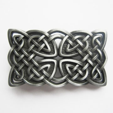 Celtic Knot Belt Buckle (bb195)